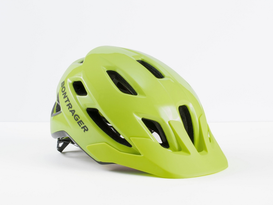 Bontrager Helmet Quantum MIPS Medium Radioactive Yellow CE