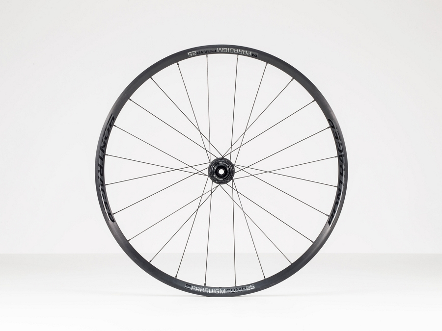 Bontrager Hinterrad Paradigm Comp 25 Disc 142 Shim11 Black