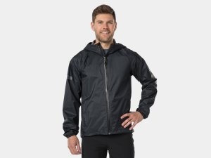 Bontrager Jacket Avert Bike Rain X-Large Black