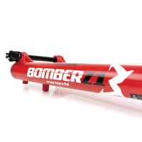 Marzocchi Gabel Bomber Z1 27.5  180 Grip Sweep-Adj 15QRx110 15 T gloss red 44 R