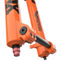 FOX Gabel FLOAT 27.5  FS 40 Grip2 H/L 203 20TAx110 1.125 shiny orange 48 R